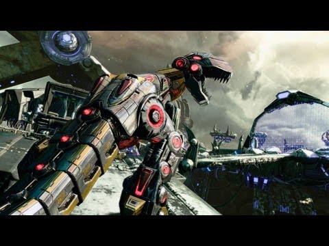 0 Transformers DLC   Fall of Cybertron