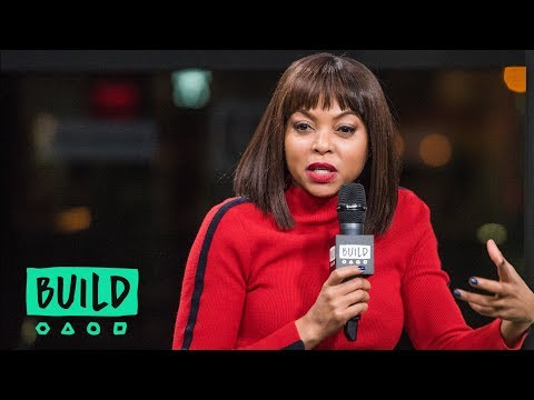 "Taraji P. Henson Discusses ""Proud Mary"""