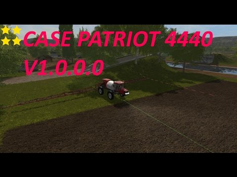 Case Patriot 4440 v1.0.0.0