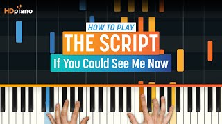 """Video """"If You Could See Me Now"""" by The Script 