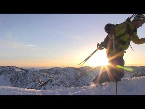 Utah Ski Trip #wideanglelife