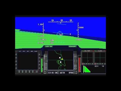 VG Museum: Air Combat III (PC-98)
