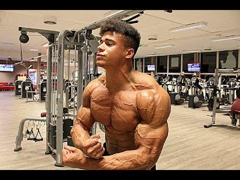 onome egger: una promessa del bodybuilding internazionale
