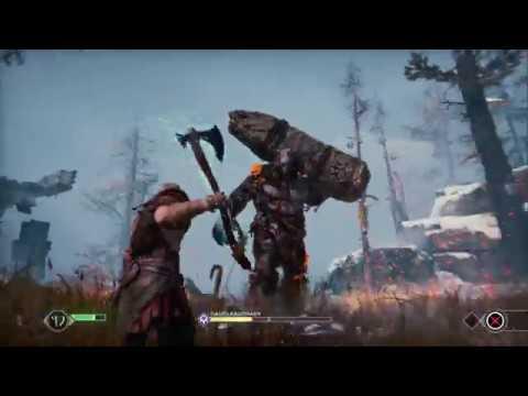 Elgato Game Capture 4K60 Pro Quality Sample - God Of War