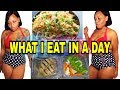 WHAT I EAT IN A DAY KETO & VSG FRIENDLY || LET'S MEAL PREP