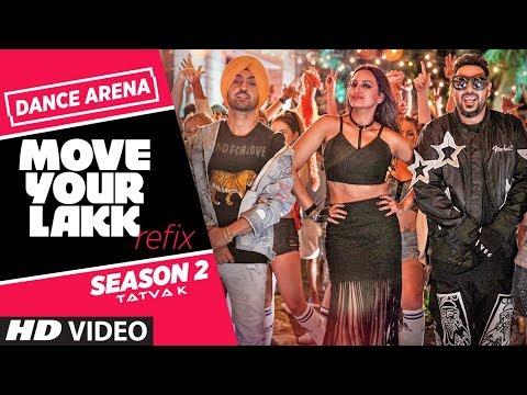 Refix: Move Your Lakk   Dance Arena Season 2   Tatva K   Episode 1