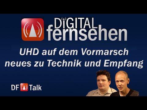 UHD-Receiver von Technisat im Test - DF Talk 5/2016
