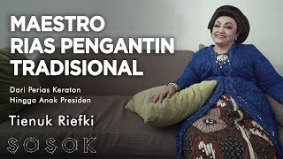 Video WAWANCARA EKSKLUSIF  Maestro Rias Pengantin Keraton, Tienuk Riefki | Sosok MP3, 3GP, MP4, WEBM, AVI, FLV Maret 2019