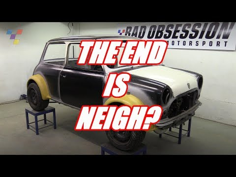 Bad Obsession Motorsport - Life After Death's Horse
