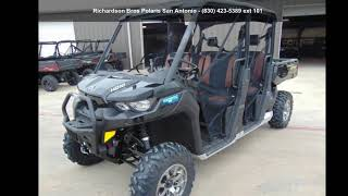 2. 2019 Can-Am® Defender Max Lone Star HD10