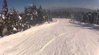 Myoko Japan  City new picture : Snowboarding Japan 2014 Myoko Kogen