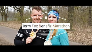 Terry Fox Benefiz Marathon