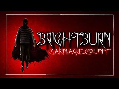 Brightburn (2019) Carnage Count