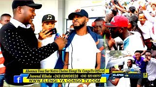 Kinshasa Tombé Retour Ya Heritier Wata Plein A Craqué Ba Yambi Yé Lokola Roi.