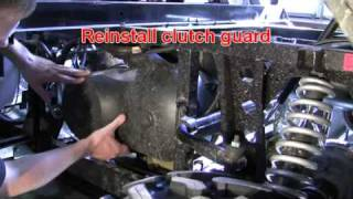 9. TEAM Industries Clutch Kit Installation on a Polaris Ranger