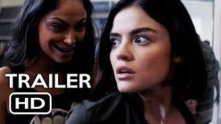 Video Truth or Dare Official Trailer #1 (2018) Lucy Hale, Tyler Posey Horror Movie HD MP3, 3GP, MP4, WEBM, AVI, FLV Maret 2018