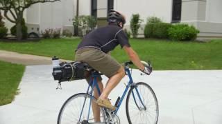 UB Staff Biking to Work