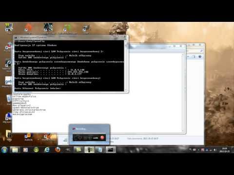 Jak zrobić server minecrafta 1.7.2 BEZ HAMACHI za DARMO działa 99%