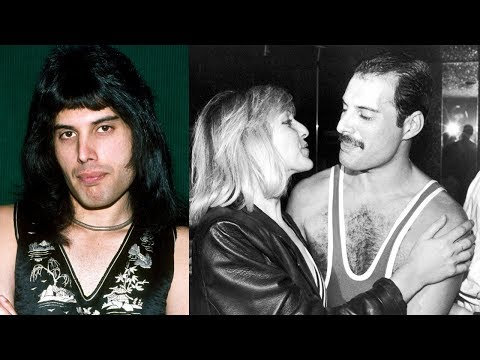 After Freddie Mercury Passed Aw-y, He Left A Chunk Of His Fortune To The Woman He'd Called His Wife