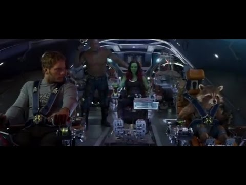 Guardians of the Galaxy Vol. 2 (Clip 'Greatest Pilot')