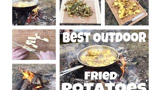 Hey Guys, today we want to show you how to make literally the best outdoor meal. It is quick, easy and nurishing ! Thumbs up and...
