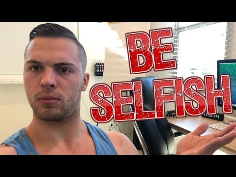 Quotes about happiness - WHY YOU MUST BE SELFISH TO BE SUCCESSFUL & HAPPY