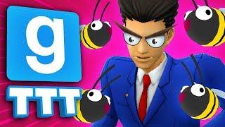 I AM BEES! | Gmod TTT