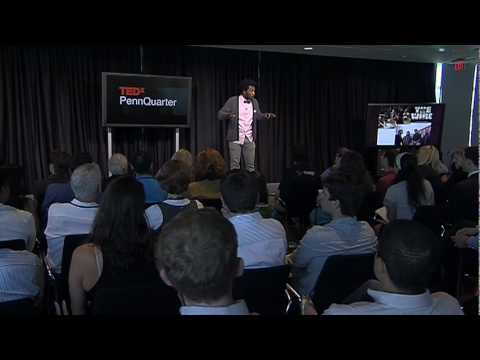 TEDxPennQuarter - Seaton Smith - Reinventing the Black Comedian