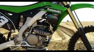 3. Motocross Action's First Look 2014 Kawasaki KX250f