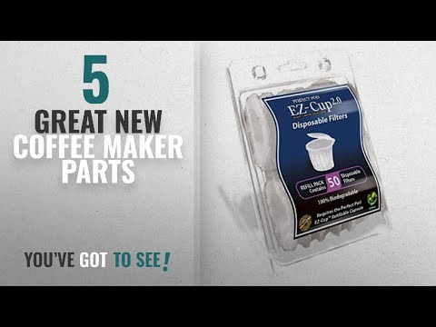 Top 10 Perfect Pod Coffee Maker Parts [2018]: EZ-Cup Filters by Perfect Pod - 4 Pack (200 Filters)