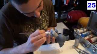 Video about a customizing tools and vinyl toys event near Rome, Italy: street art video.