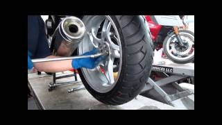 9. BMW Service - Rear Wheel Removal & Installation