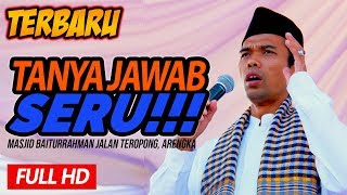 Video Tanya Jawab bersama Ustadz Abdul Somad Masjid Baiturrahman, Teropong MP3, 3GP, MP4, WEBM, AVI, FLV Februari 2019