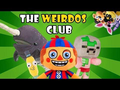 Fnaf Plush - The Weirdos Club