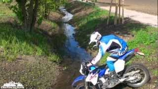 9. DRZ 400 - First offroad experience