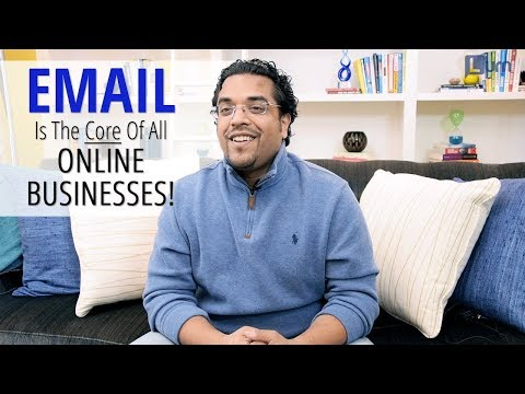 Email is the Core of All Online Businesses!