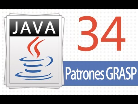 Tutorial Java - 34 - Patrones GRASP.