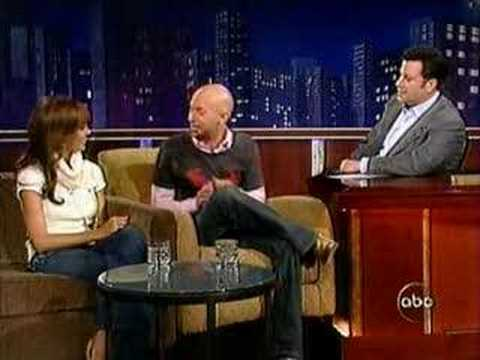 Game - Neil Strauss on Jimmy Kimmel talks about his book THE GAME with Jimmy and Jessica Alba http://bravopua.com.