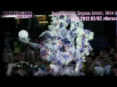 WORLD BODYPAINTING FESTIVAL 2012, AUSTRIA - Category SFX: