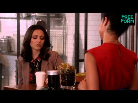 Chasing Life 1.03 Clip 'When to Tell Dominic'