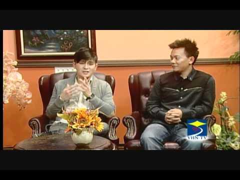 MC Trần Quốc Bảo phỏng vấn ca sĩ Justin Nguyễn và Tài Nguyễn CPA (part 2)