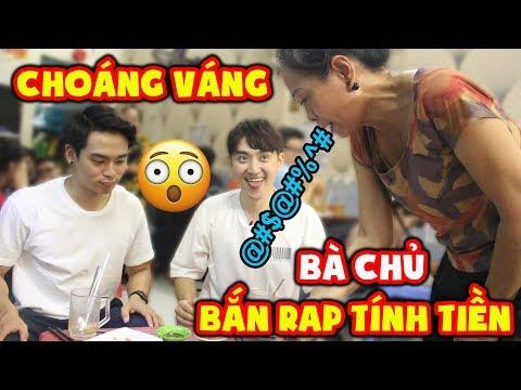 Người Hàn choáng váng khi nghe bà chủ bắn Rap tính tiền !! || Lần đầu đến quán ăn vặt Việt Nam - Thời lượng: 11 phút.