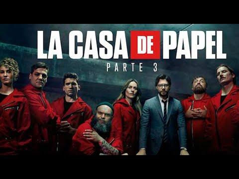 Money heist Season 3 Original Soundtrack - La casa de papel  Banda Sonora Original Temporada 3