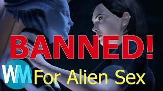 Another Top 10 BANNED Video Games