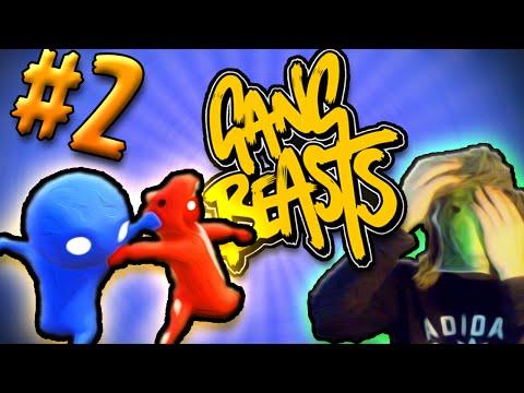 НЕУДАЧНЫЙ ВАЛЬС :D | Весёлый Gang Beasts