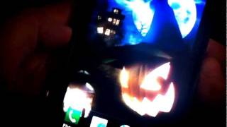 Halloween Jack Live Wallpaper YouTube video