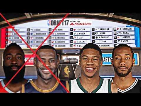 What If Every NBA Draft Lottery Pick EVER Disappeared from The League?