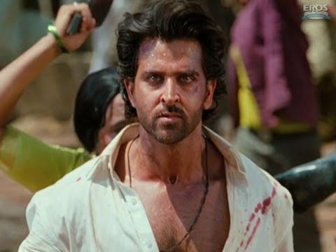 hrithik - A battle for ages....watch how Hrithik beats up Rishi Kapoor in this epic battle. http://www.erosentertainment.com/ Bollywood.. Anytime, Anywhere!