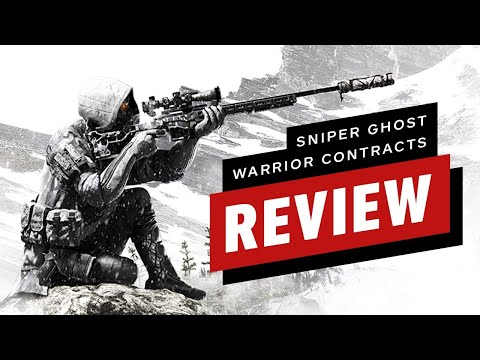 Sniper Ghost Warrior Contracts Review