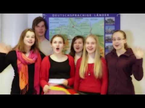 Viherin lukion Saksan projektimatka